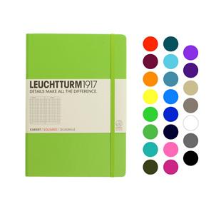 Leuchtturm1917 notebook - A5 SQUARED