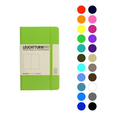 Leuchtturm1917 notebook - A6 BLANK