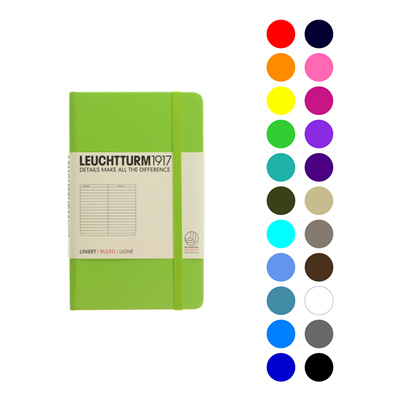 Leuchtturm1917 notebook - A6 LINED
