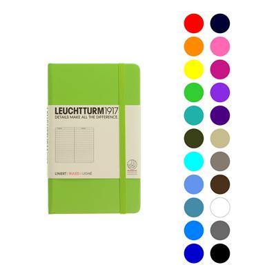 Leuchtturm1917 notebook - A6 LINED