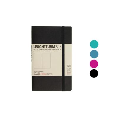 Leuchtturm1917 notebook - A6 soft cover BLANK