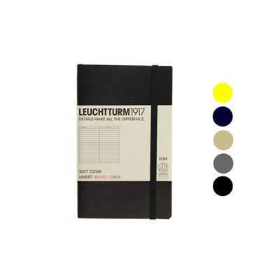 Leuchtturm1917 notebook - A6 soft cover LINED