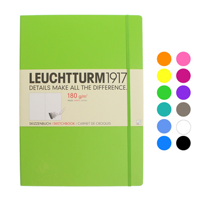 Leuchtturm1917 sketchbook - A4+ Master SKETCH