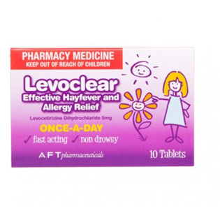 Levoclear Tablets 10s