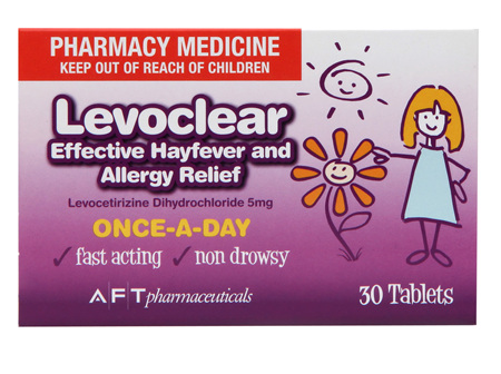 Levoclear Tablets 30's