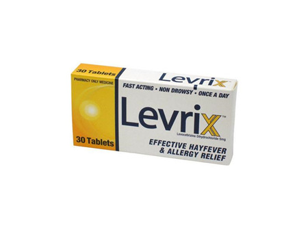 Levrix 5MG Tablets 30 Pack
