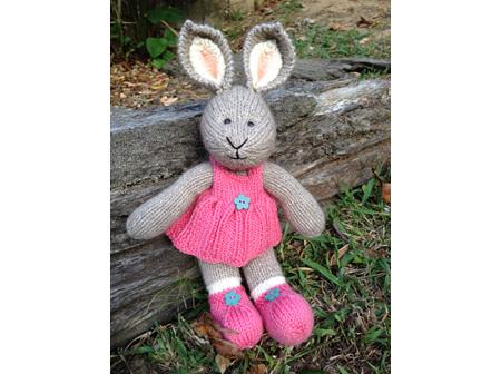 Lexie Bunny Kit Pattern