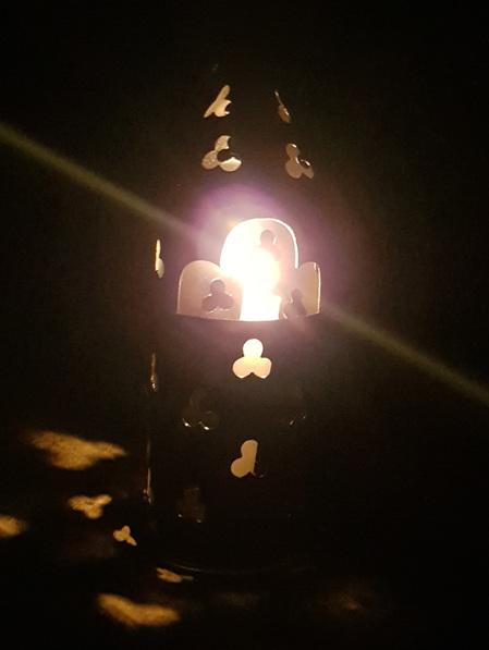 LH 1 - Candle Lantern