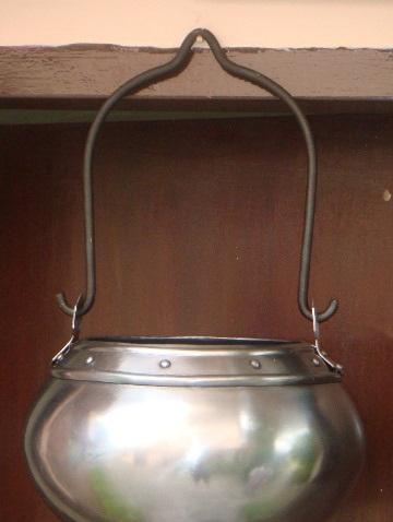 LH 7 - Hand Made Cauldron - Multi -Period