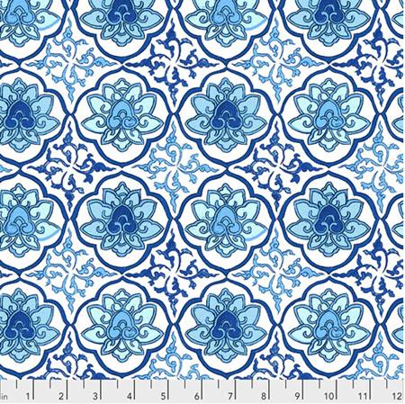 Lhasa in Blue PWSL085