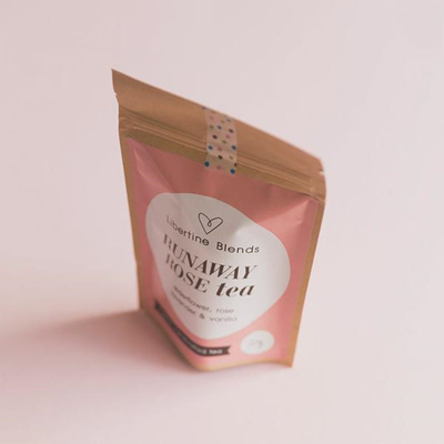 Libertine Tea - Runaway Rose - delicate & nourishing!