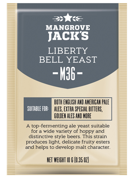 Liberty Bell Ale M36