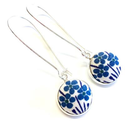 Liberty of London Ianthe earrings