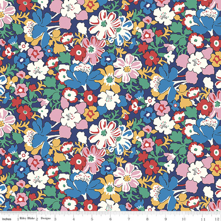 Liberty - The Carnaby Collection Bohemian Brights Westbourne Posy in C 04775947C
