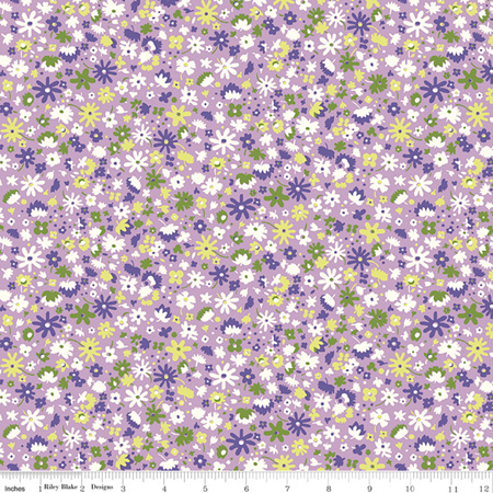Liberty - The Carnaby Collection Daydream Bloomsbury Blossom in B 04775949B