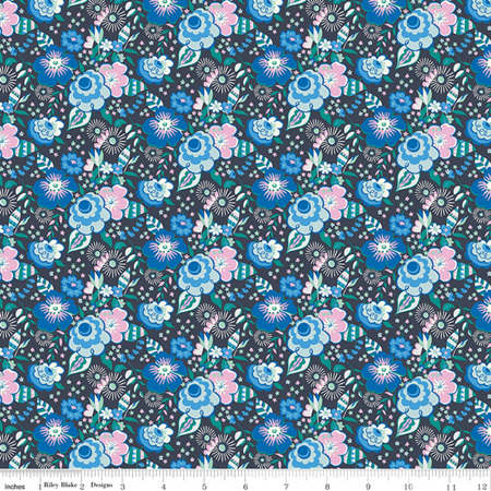 Liberty - The Deco Dance Collection Mini Lindy Pop in A 04775918A