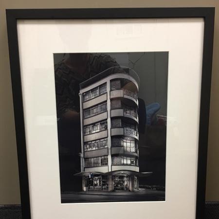 Lido - Framed Photograph