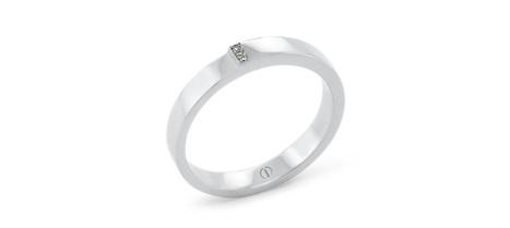 Lidz Delicate Ladies Wedding Ring