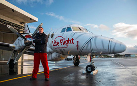 Life Flight Trust partnership