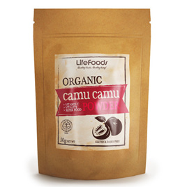 Lifefoods Camu Camu Powder 50gm