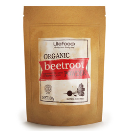 Lifefoods Organic Beetroot Powder 100gm