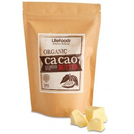 Lifefoods Organic Cacao Butter