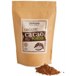 Lifefoods Organic Cacao Powder