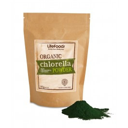 Lifefoods Organic Chlorella Powder