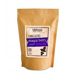 Lifefoods Organic Maqui Berry Powder