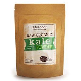Lifefoods Raw Organic Kale Powder 100gm