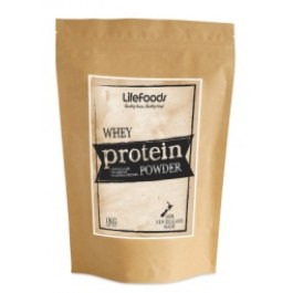 Lifefoods Whey Protein Powder