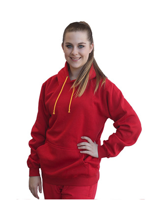 Lifeguard Red/Gold Hoodie