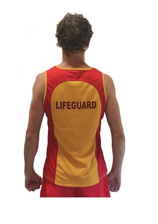 Lifeguard Singlet