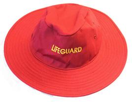 Lifeguard Wide Brim Hat