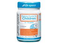 LifeSpace Probiotic Pwd Children 60g