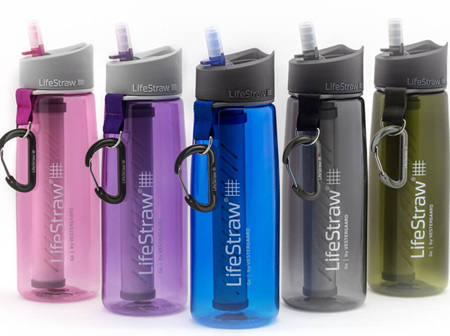 LifeStraw Go 2-Stage