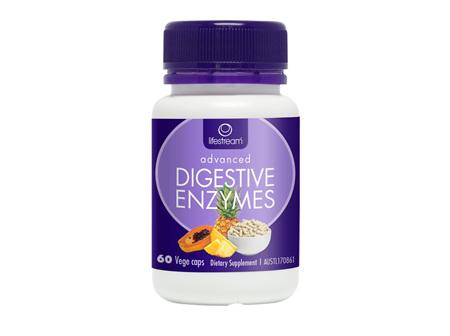 Lifestream Advanced Digestive Enzymes
