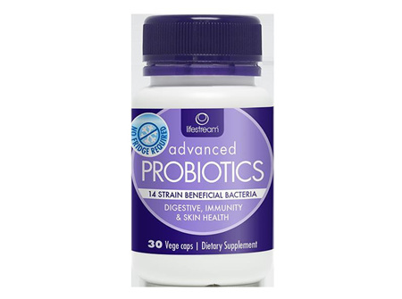 Lifestream Advanced Probiotics  30 capsules