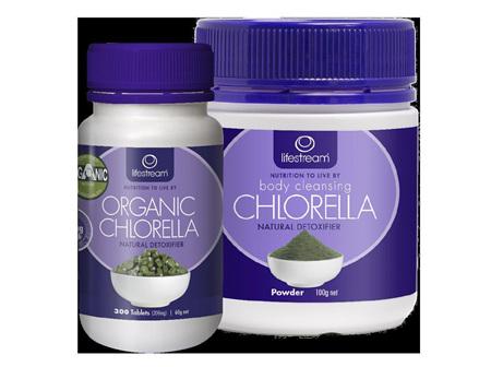Lifestream Chlorella