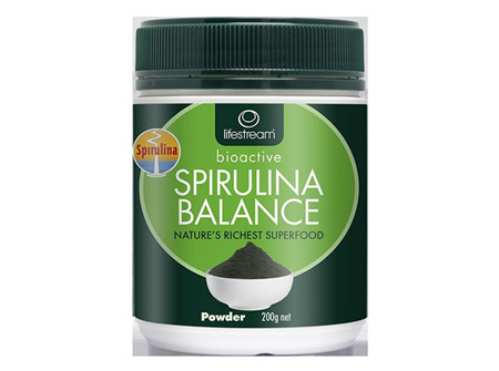 Lifestream Spirulina Balance Powder
