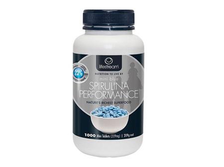 Lifestream Spirulina Performance