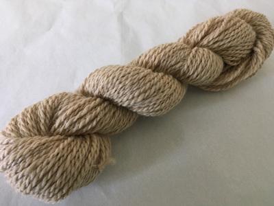 Light Fawn 8 Ply Alpaca/Wool
