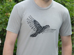 Light Grey Men's Kaka T-shirt - FREE SHIPPING