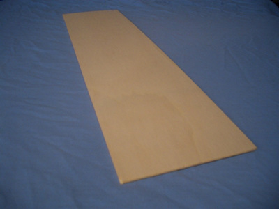 Light Ply 1/8 x 150mm x 600mm