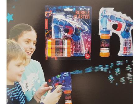 Light Up Bubble Blaster