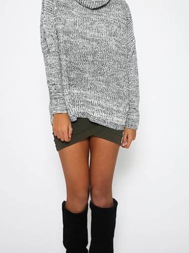 Lighten Up Knit Jumper