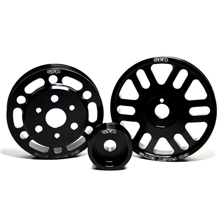 Lightened underdrive pulley kit for BRZ/Scion - GFB 2016