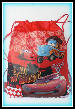 """Red Racing Bag"""