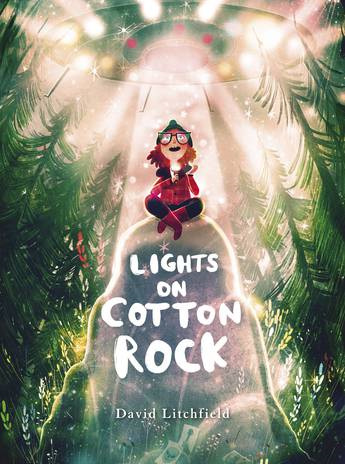 Lights on Cotton Rock