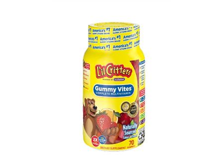 L'il Critters Gummy Vites 70s